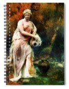 Leonor - Color Version  Spiral Notebook