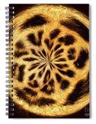 Leopard Skin Spiral Notebook