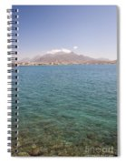 Lerapetra From Across The Bay Spiral Notebook
