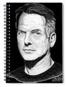 Leroy Gibbs Spiral Notebook