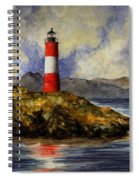 Les Eclaireurs Lighthouse Spiral Notebook