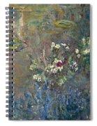 Les Nympheas Spiral Notebook
