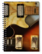 Les Paul - Come Together Spiral Notebook