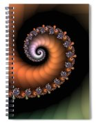 Less And Less Spiral Notebook