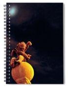 Lesser Angel Spiral Notebook