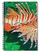 Lester Spiral Notebook