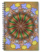 Let It Rain Spiral Notebook