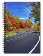 Let It Roll - Pennsylvania Spiral Notebook