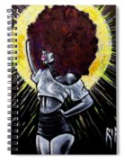 Let It Shine Spiral Notebook