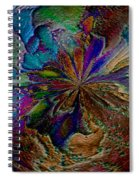 Let The Earth Bring Forth Spiral Notebook