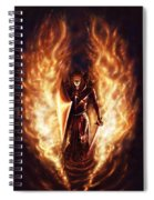 Let The Havens Burn Spiral Notebook