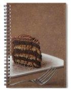 Let Us Eat Cake Spiral Notebook