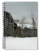 Letchworth Barn 0077b Spiral Notebook