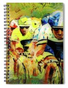 Letour De Force Madness Spiral Notebook