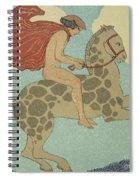 L'etranger Spiral Notebook