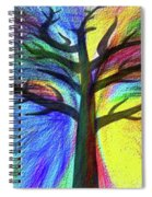 Let's Color This World By Kaye Menner Spiral Notebook
