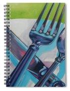 Let's Eat Spiral Notebook