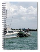 Let's Go Fishin Spiral Notebook