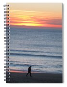 Let's Go For A Walk Spiral Notebook