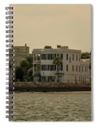 Lets Go Paddle Boarding Spiral Notebook