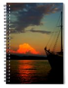 Let's Sail Away Spiral Notebook