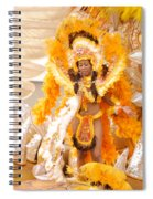 Lets Samba Spiral Notebook