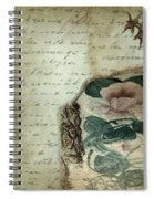 Letter From India Spiral Notebook