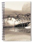 Leviathan's Lament Spiral Notebook