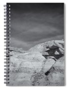 Levitation Spiral Notebook