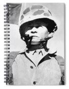 Lewis Chesty Puller Spiral Notebook