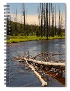 Lewis River Spiral Notebook