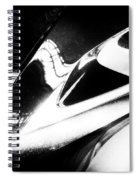 Lexus Bw Abstract Spiral Notebook
