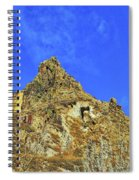 Leydon Hill With Cave Spiral Notebook