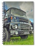 Leyland Comet Spiral Notebook