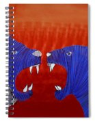 Lib - 131 Spiral Notebook