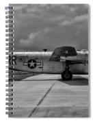 Liberator Spiral Notebook