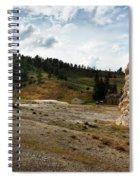 Liberty Cap - Yellowstone Spiral Notebook