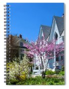 Liberty Carpenter Gothic Spiral Notebook