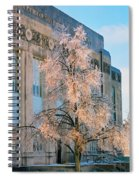 Liberty Court House Spiral Notebook