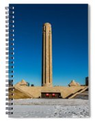 Liberty Memorial Spiral Notebook