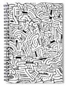Libidinous Spiral Notebook