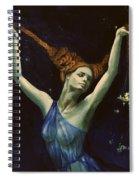 Libra From Zodiac Series Spiral Notebook