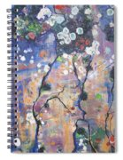 Lichen Spiral Notebook