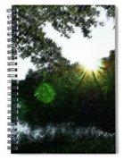 Licht Spiral Notebook