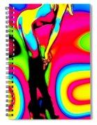 Lick My Boots Spiral Notebook