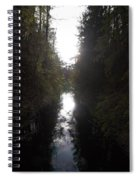Liesijoki 1 Spiral Notebook