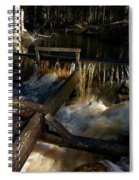 Liesijoki Mill Spiral Notebook
