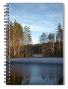 Liesilampi 6  Spiral Notebook