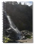 Life At The Coast Spiral Notebook