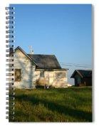 Life Behind Spiral Notebook